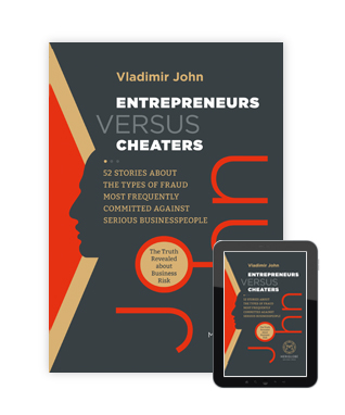 Entrepreneurs versus Cheaters